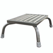 MRI safe step stool