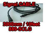 Signal Cable for LED Gas Price sign - 9.75 feet