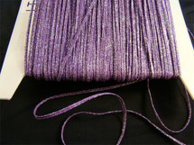 "1/8"" Violet Silver Metallic Trim LT-157"
