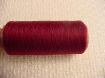 500 yard spool thread Cherry Wine #-Thread-30