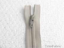 """23"""" Light Gray Zipper #-ZP-210"""