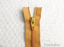 """20"""" Topaz Gold Zipper #-ZP-216"""