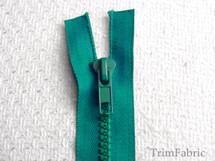 """36"""" Kent Green Separating Zipper #-ZP-706"""