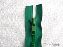 """36"""" Green Separating Zipper #-ZP-703"""