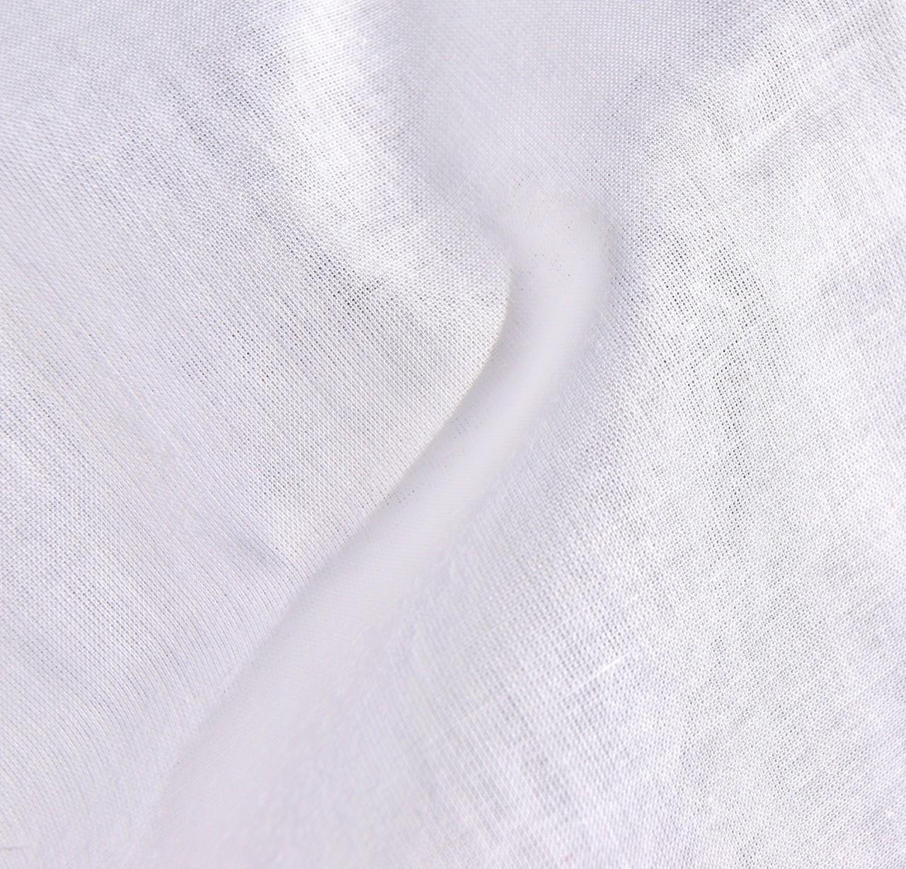 Organic Cotton Voile Fabric White Wholesale Voile