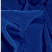 Wholesale Indigo Blue Peachskin Fabric