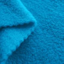 Turquoise Anti-Pill Yukon Fleece Fabric