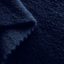 Navy Ink Anti-Pill Yukon Fleece Fabric