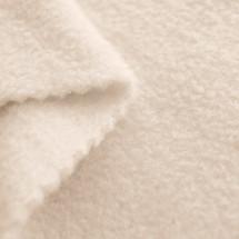 Ivory Anti-Pill Yukon Fleece Fabric