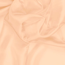 Apricot Pongee Lining Fabric