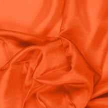 Orange Pongee Lining Fabric