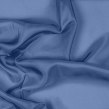 Periwinkle Blue Pongee Lining Fabric