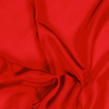 Red Pongee Lining Fabric