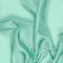 Seafoam Pongee Lining Fabric