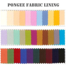 Pongee Fabric Lining
