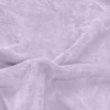 Solid Lilac Minky Fabric