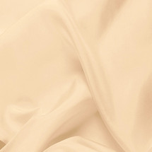 "Beige China Silk Lining - 60"" wide polyester lining fabric"