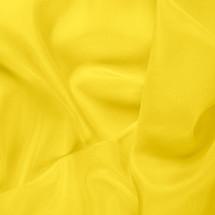 "Lemon China Silk Lining - 60"" wide polyester lining fabric"