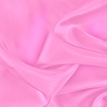 "Neon Pink China Silk Lining - 60"" wide polyester lining fabric"