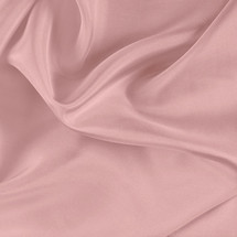 "Ice Pink China Silk Lining - 60"" wide polyester lining fabric"