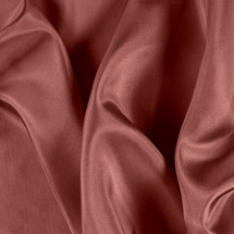 """Copper China Silk Lining - 60"""" wide polyester lining fabric"""