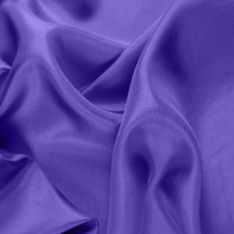 "Deep Purple China Silk Lining - 60"" wide polyester lining fabric"