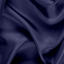 """Navy China Silk Lining - 60"""" wide polyester lining fabric"""