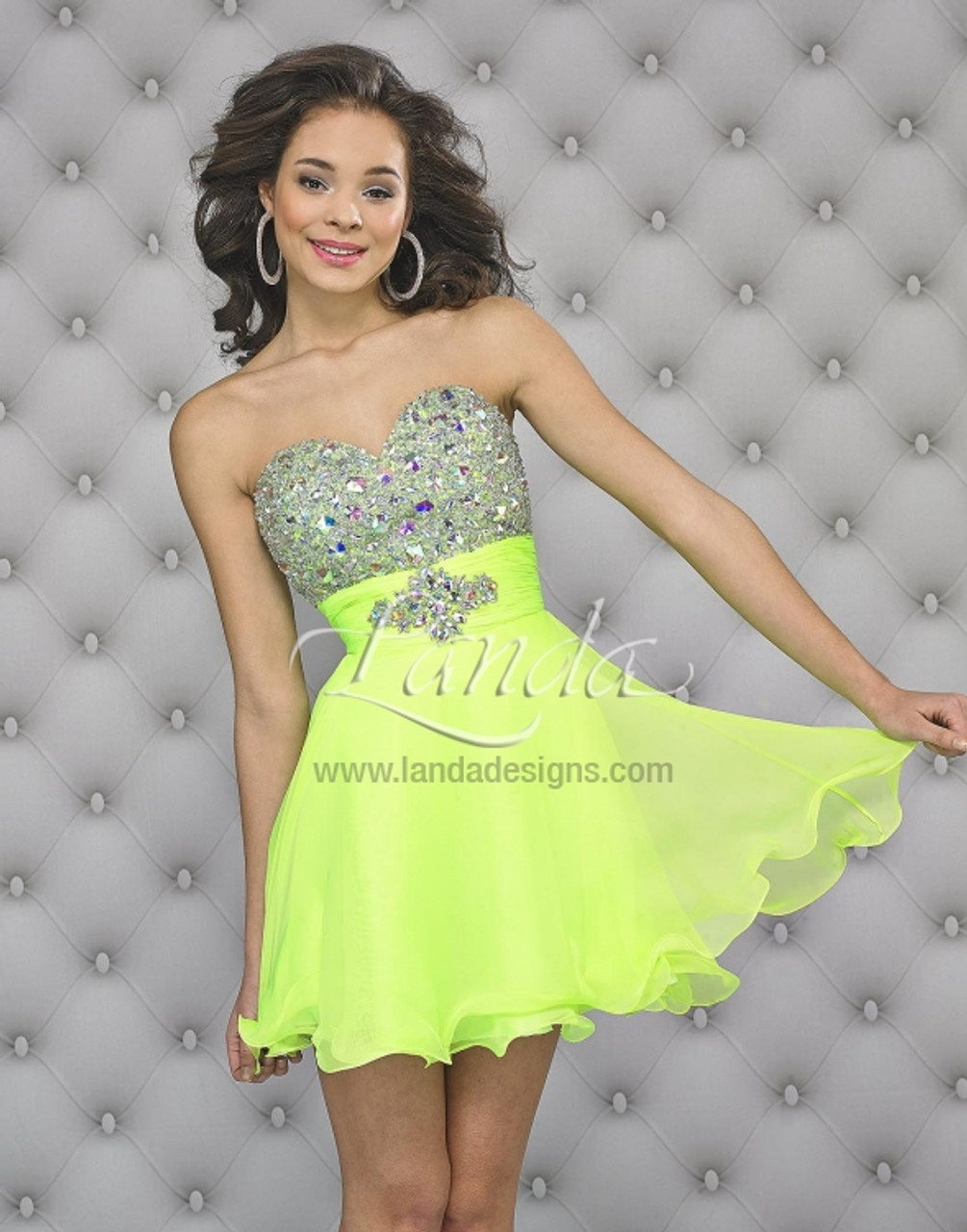 Prom-Avenue, homecoming dance dress,Landa splash, Landa designs ...