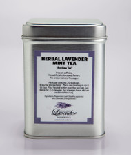 Herbal Lavender Mint Tea