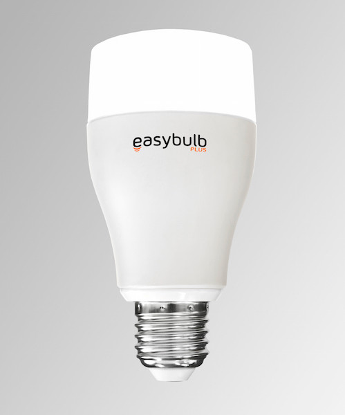Easybulb Plus Home Automation Iphone And Wifi Controlled Colour Bulb