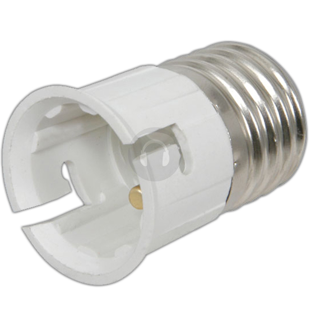 E27 to b22 lamp bulb socket adapter converter Light bulb socket