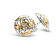 Sphere of Life - Forever Love Stud Earrings