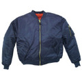 NAVY Mens MA-1 Bomber Flight Jacket