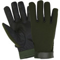 Tactical Thin Neoprene Assault SWAT Gloves OD