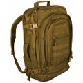 Tactical Jumbo Modular MOLLE Field Backpack - TAN