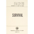 US Army SURVIVAL Book Tactical Manual FM 21-76