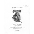 US Army RANGERS Handbook Tactical Survival Book SH21-76
