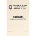 Army SILENCERS - PRINCIPLES AND EVALUATIONS Book Manual