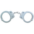 Smith & Wesson Police Issue - Double Lock Handcuffs - Nickel