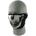 Tactical Neoprene Warm/Cold Weather Face Protection Adjustable Skull Half Mask
