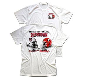 South Carolina vs Georgia Border Bash T-shirt