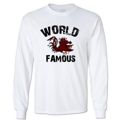 South Carolina Gamecocks World Famous LS T-shirt