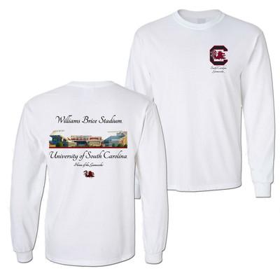 Williams Brice Stadium LS T-shirt