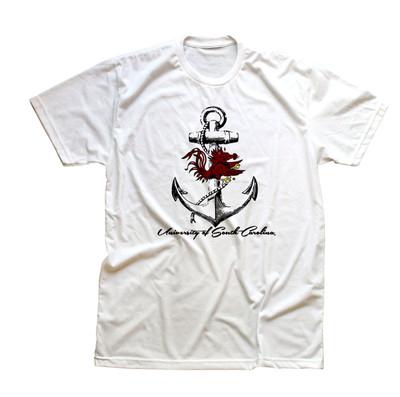 South Carolina Gamecock Anchor T-shirt