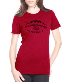 South Carolina Football Ladies T-shirt