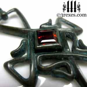 brass-bohemian-cross-garnet-stone-300.jpg