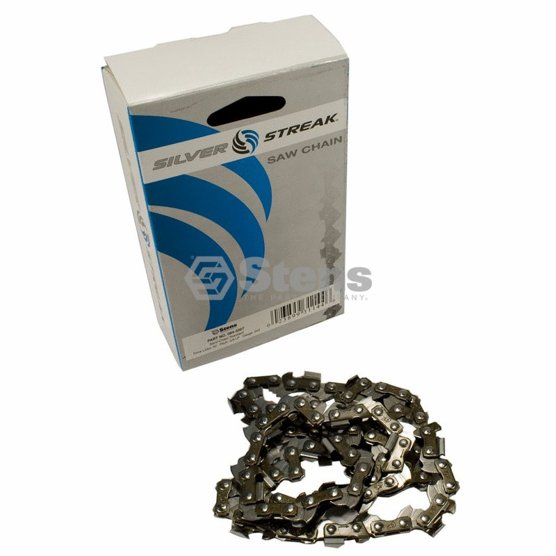 Stens 094-5447 Silver Streak Chain Loop 44dl / 3/8