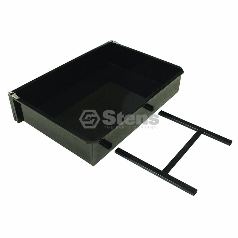 Stens 851-283 Black Steel Cargo Box / Universal