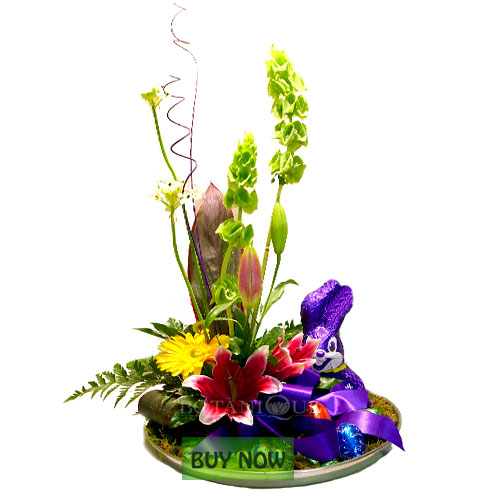 Flowers online gold coast easter flowers and gifts botanique easter flowers online gifts gold coast australia chocolates negle Images