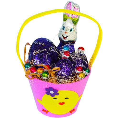 Easter hampers botanique flowers by tina gold coast australia easter hampers gold coastg negle Choice Image